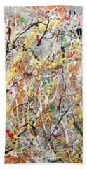 Pollock Beach Towel