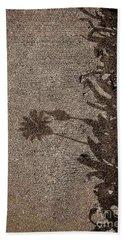 Shadow No.38 Beach Towel by Fei A