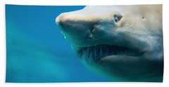 Shark Beach Towel