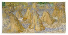 Sheaves Of Wheat Beach Towel