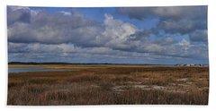 Shell Island To Figure Eight Panorama Beach Sheet