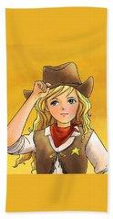 Sheriff Tammy Beach Sheet