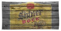 Shiner Bock Beach Towel