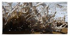 Shorebreak - The Wedge Beach Towel