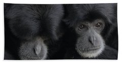 Siamang Pair Beach Sheet