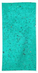 Sidewalk Abstract-13 Beach Towel by Art Block Collections
