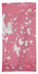 Sidewalk Abstract-15 Beach Towel by Art Block Collections