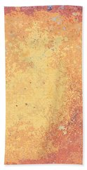 Sidewalk Abstract-8 Beach Towel by Art Block Collections