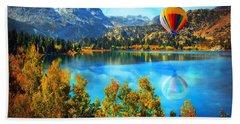 Sierra Dreaming  Beach Sheet