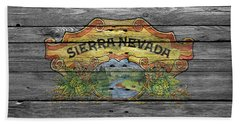 Sierra Nevada Beach Towel