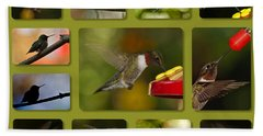 Beach Towel featuring the photograph Simply Sipping by Robert L Jackson