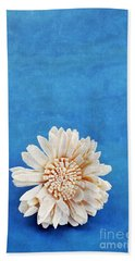 Single Flower Beach Towel