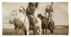 Sioux Chiefs  Beach Towel