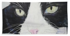 Sissi The Cat 2 Beach Towel