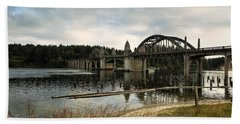 Siuslaw River Bridge Beach Sheet