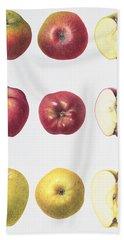 Six Apples Beach Towel