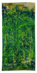 Six Degrees Beach Towel by Jean Cormier