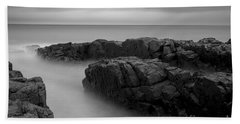 Beach Sheet featuring the photograph Sky Line by Gunnar Orn Arnason