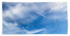 Sky Painting II Beach Towel
