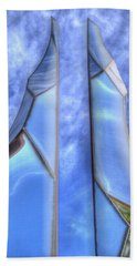 Skycicle Beach Towel
