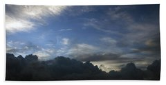Sky's The Limit Beach Towel