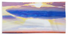 Skyscape Beach Towel