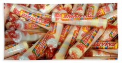 Smarties Penny Candy Beach Towel