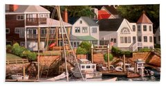 Smiths Cove Gloucester Beach Towel