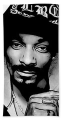 Snoop Dogg Beach Towel