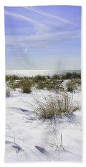 Snowy Dunes Beach Sheet