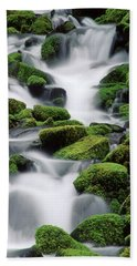 Sol Duc Stream Beach Sheet