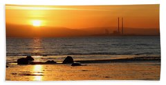 Solar Gold Beach Towel