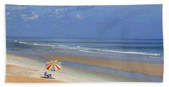 Solitude Beach Towel by Kenny Francis