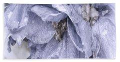 Solomons Proverbs Beach Towel by Jean OKeeffe Macro Abundance Art