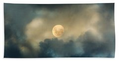 Song To The Moon Beach Towel
