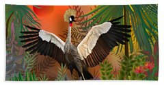 Songbird - Limited Edition 2 Of 20 Beach Towel