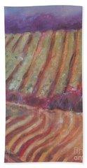 Sonoma Vines Beach Sheet by Mary Hubley