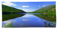 South Branch Pond Beach Towel