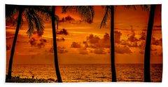 South Florida Beach Towel