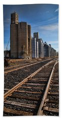 Spangle Grain Elevator Color Beach Sheet