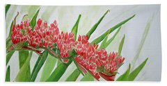 Spear Lily Beach Towel