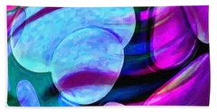 Spheres Of Influence Beach Towel by Kenny Francis