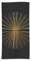 Beach Sheet featuring the digital art Spikes... by Tim Fillingim