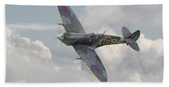 Spitfire - Elegant Icon Beach Towel