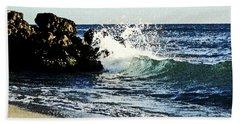 Splashing Wave Beach Sheet