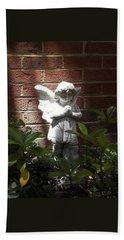 Angel Of Hope Beach Sheet