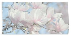 Beach Sheet featuring the photograph Spring Has Arrived 3 by Susan  McMenamin