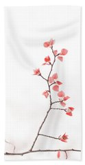 Spring Infusion Beach Towel