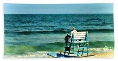 Spring Lake Beach Sheet