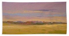 Spring Morning In Carolina Beach Sheet by Gail Kent